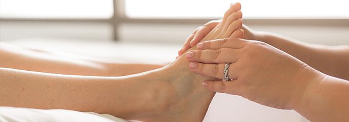Chiropractic Kailua HI Foot Reflexology