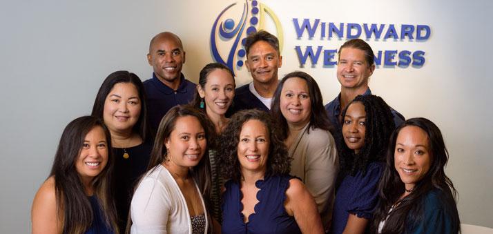 Chiropractic Kailua HI Team at Windard Wellness